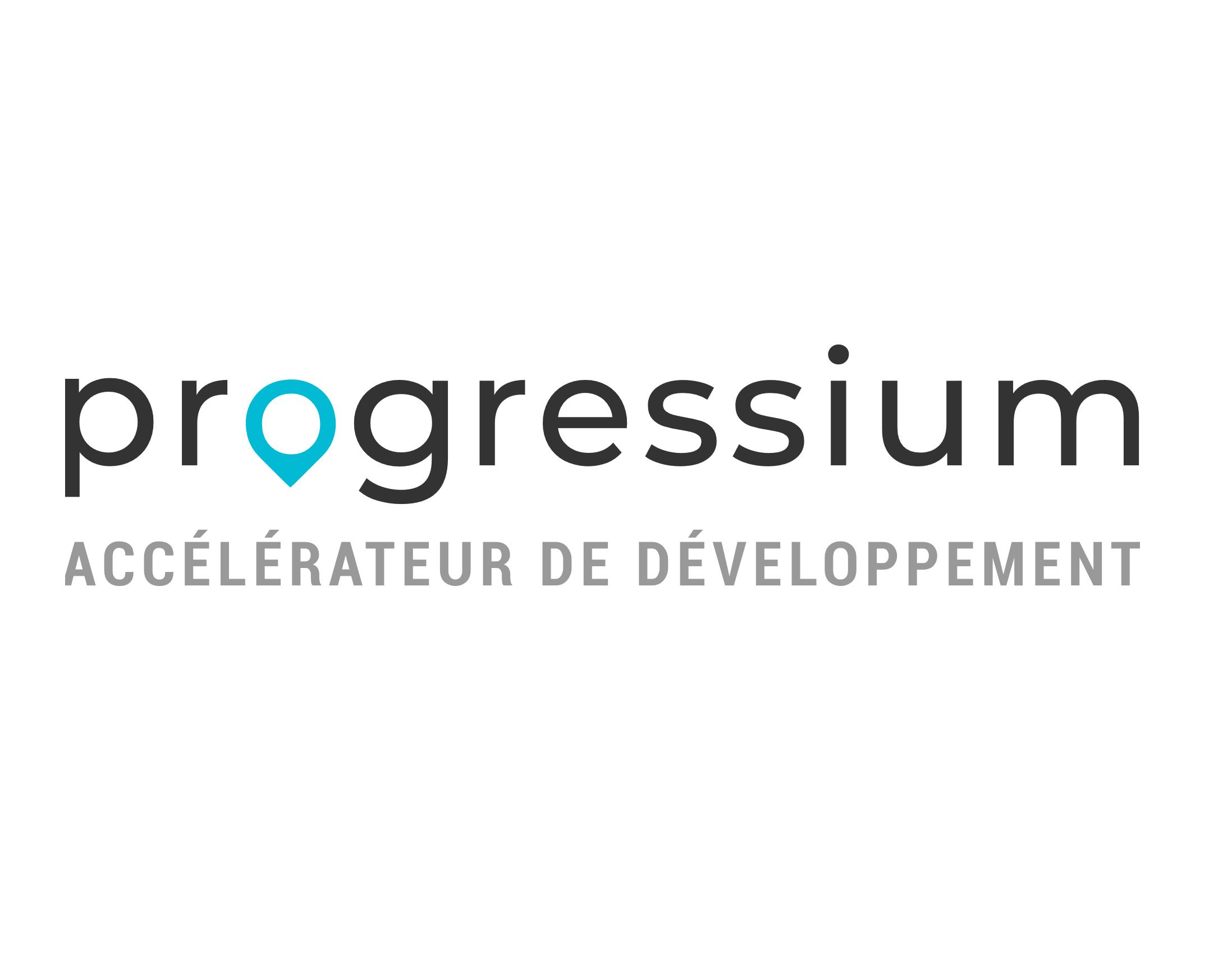 Logo carré progressium