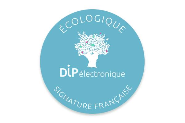 DIP electronique digital franchise ecologique
